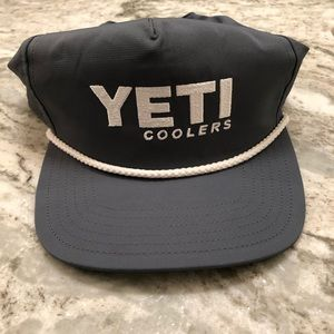 YETI Rope Hat! NWT Never Worn! Send All Offers!